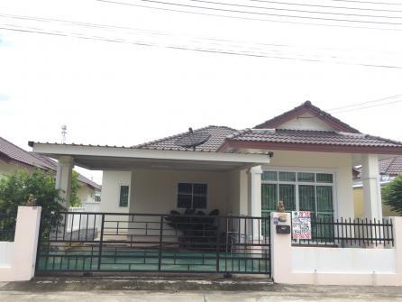 บ้านเดี่ยวชั้นเดียว รินรดา เดอะไลฟ์ 54.8 ตร.ว. ชลบุรี
