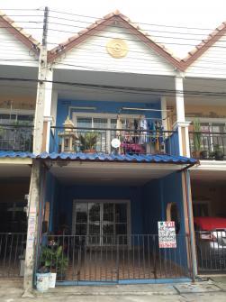ขายบ้านทาวน์เฮ้าส์ 2  ชั้น  พื้นที่ 16 ตร.ว  หมู่บ้านอีสแลนด์&เฮ้าส์  อ.เมือง จ.ชลบุรี พร้อมอยู่ พร้อมโอน